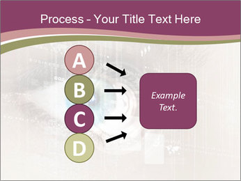 Eye PowerPoint Template - Slide 94