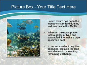 Underwater PowerPoint Template - Slide 13
