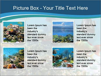 Underwater PowerPoint Template - Slide 14