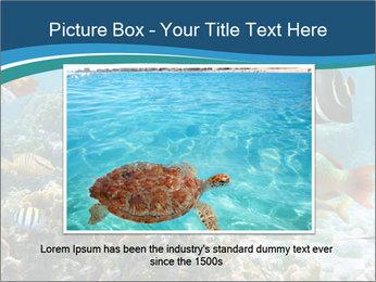 Underwater PowerPoint Template - Slide 15