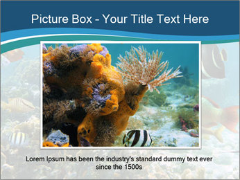 Underwater PowerPoint Template - Slide 16