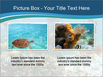 Underwater PowerPoint Template - Slide 18