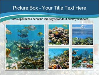 Underwater PowerPoint Template - Slide 19