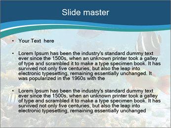 Underwater PowerPoint Template - Slide 2