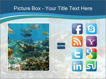 Underwater PowerPoint Template - Slide 21