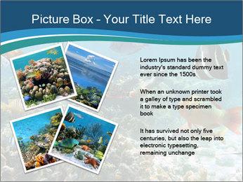 Underwater PowerPoint Template - Slide 23