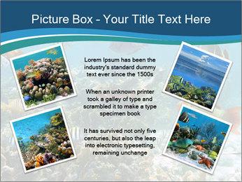 Underwater PowerPoint Template - Slide 24