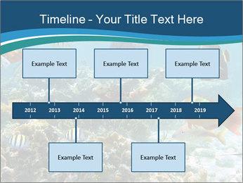 Underwater PowerPoint Template - Slide 28