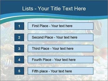 Underwater PowerPoint Template - Slide 3