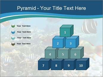 Underwater PowerPoint Template - Slide 31