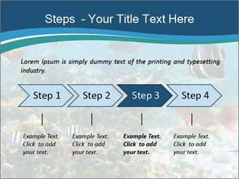 Underwater PowerPoint Template - Slide 4