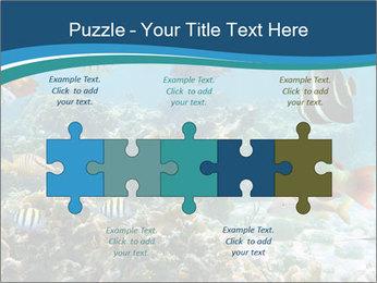 Underwater PowerPoint Template - Slide 41