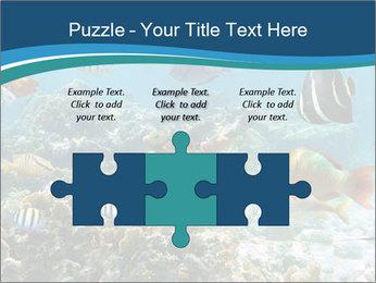 Underwater PowerPoint Template - Slide 42