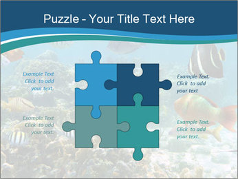 Underwater PowerPoint Template - Slide 43