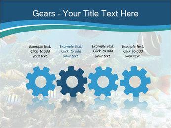 Underwater PowerPoint Template - Slide 48