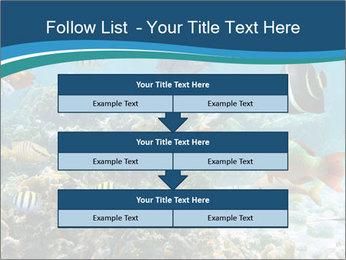 Underwater PowerPoint Template - Slide 60