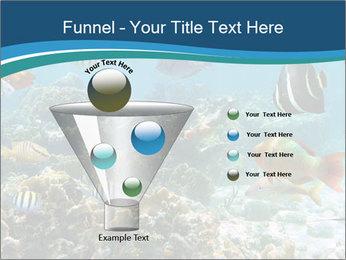 Underwater PowerPoint Template - Slide 63