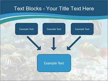 Underwater PowerPoint Template - Slide 70