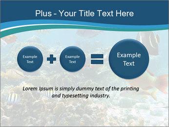 Underwater PowerPoint Template - Slide 75