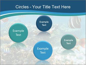 Underwater PowerPoint Template - Slide 77