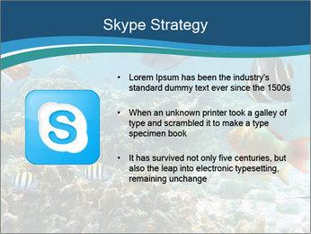 Underwater PowerPoint Template - Slide 8