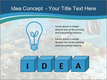 Underwater PowerPoint Template - Slide 80