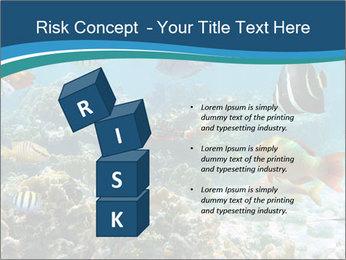 Underwater PowerPoint Template - Slide 81