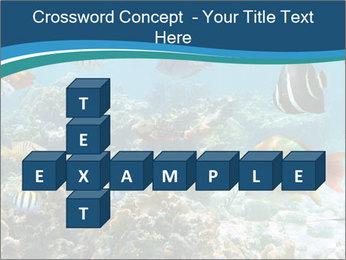 Underwater PowerPoint Template - Slide 82