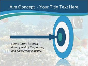 Underwater PowerPoint Template - Slide 83