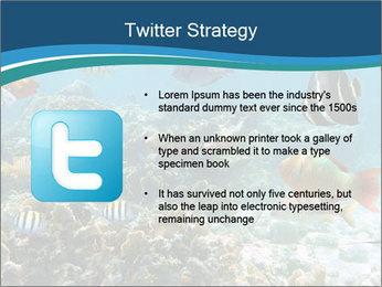 Underwater PowerPoint Template - Slide 9