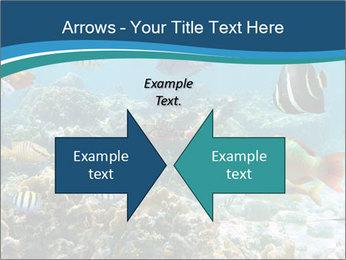 Underwater PowerPoint Template - Slide 90