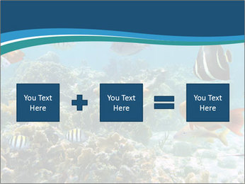 Underwater PowerPoint Template - Slide 95
