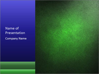 Abstract background PowerPoint Template - Slide 1