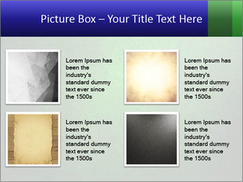 Abstract background PowerPoint Template - Slide 14