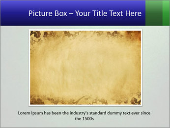 Abstract background PowerPoint Template - Slide 15