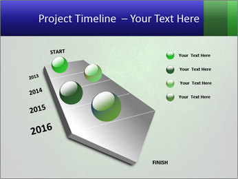 Abstract background PowerPoint Template - Slide 26