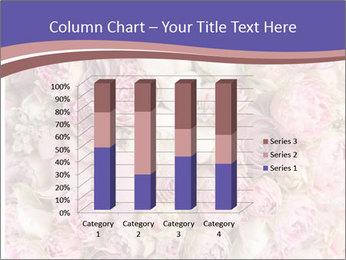Wedding bouquet with rose bush PowerPoint Templates - Slide 50