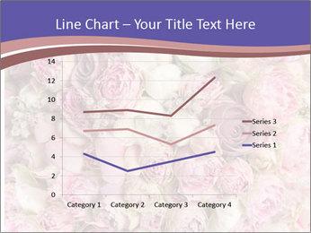 Wedding bouquet with rose bush PowerPoint Templates - Slide 54