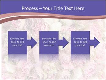 Wedding bouquet with rose bush PowerPoint Templates - Slide 88