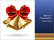 Jingle bells PowerPoint Templates