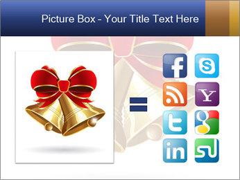 Jingle bells PowerPoint Templates - Slide 21
