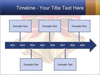 Jingle bells PowerPoint Templates - Slide 28