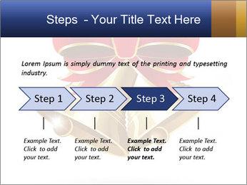 Jingle bells PowerPoint Templates - Slide 4