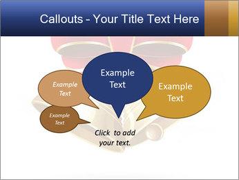 Jingle bells PowerPoint Templates - Slide 73