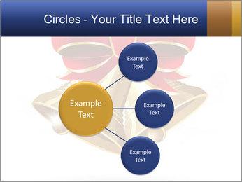 Jingle bells PowerPoint Templates - Slide 79