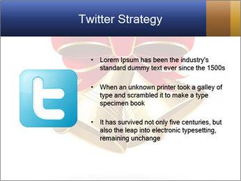 Jingle bells PowerPoint Templates - Slide 9