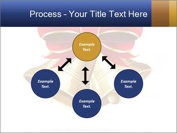 Jingle bells PowerPoint Templates - Slide 91