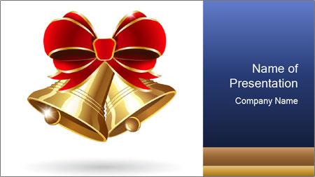 Jingle bells PowerPoint Template