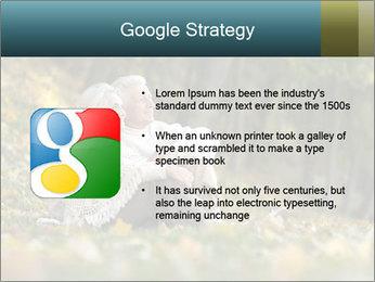 Happy old people sitting PowerPoint Template - Slide 10