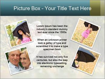 Happy old people sitting PowerPoint Template - Slide 24